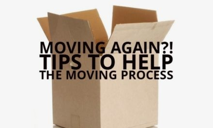 Tips for the Moving Process
